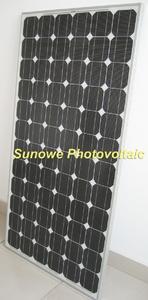 180W Mono Solar Module