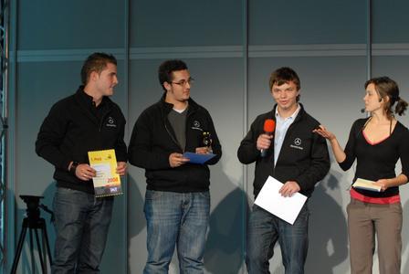 Der Deutsche Jugend-Arbeitsschutz-Preis, 1. Preis - EvoBus GmbH, (Foto: HINTE GmbH)