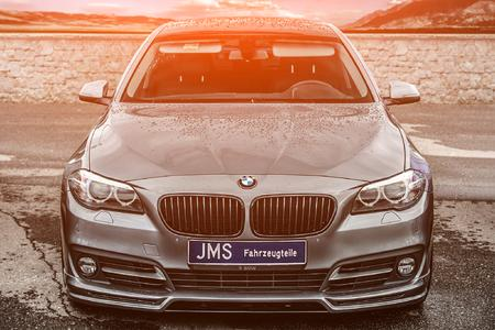 Carstyling von JMS für den BMW F10/F11 Facelift