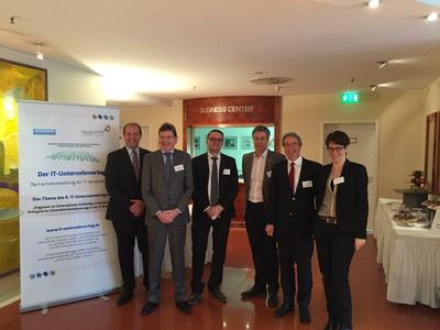 Unternehmens- und Vertriebskennzahlen standen im Fokus des 6. IT-Unternehmenstags in Frankfurt/M.