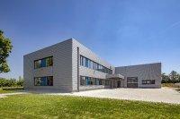 Das Global Research & Development (R& D) Center am EMEA Hauptsitz in MarktIndersdorf / Bildquelle: Sumitomo (SHI) Cyclo DriveGermany