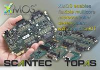 XMOS enables flexible multicore microcontroller development with new sliceKIT