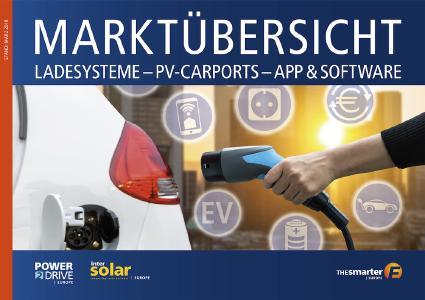 Internationale Fachmesse Power2Drive präsentiert erste Marktübersicht für Ladesysteme