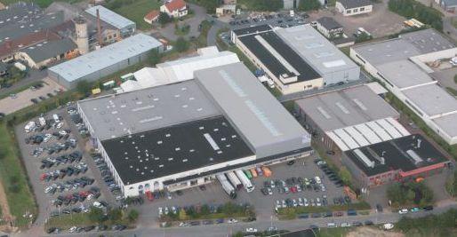 Wortmann AG Luftaufnahme
