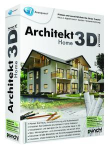 Ideal für die Planung der eigenen vier Wände: Architekt 3D X7 (Home)  3D