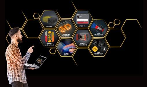 nVent SCHROFF zeigt Lösungen rund um die Digitalisierung