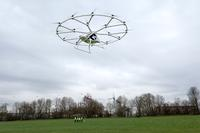 World premiere: Volocopter is flying manned!