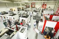 Hermle Hausausstellung 2011 im Technologie- und Schulungszentrum