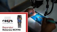 Reparatur von Motorola MC9190 MDE Geräten