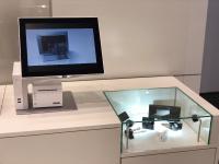 Die Kassen vereinen Design und Funktionalität, gekoppelt an moderne Technologien / ©AURES
