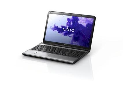 VAIO E Serie 15 von Sony silber