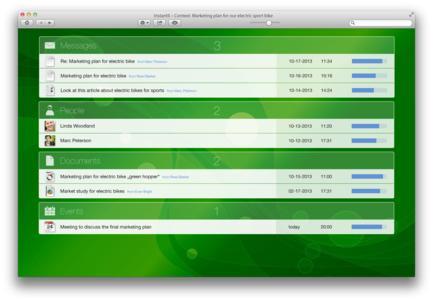 Screenshot für berufliche Anwendung