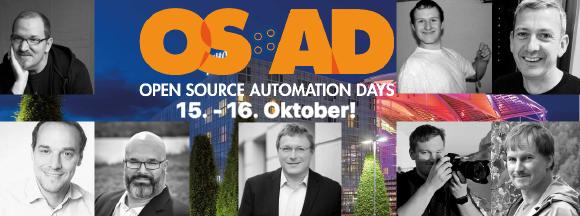 Open Source Automation Days- Speaker