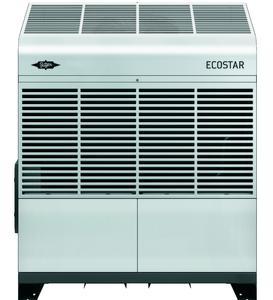 Le unità condensatrici LHV5E ed LHV7E (qui: LHV7E) superano notevolmente quanto richiesto dalla Direttiva Europea Ecodesign e offrono pertanto agli utenti una sicurezza di pianificazione a lungo termine