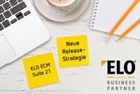 Mit der neuen Release-Strategie der ELO ECM Suite 21 entscheiden Sie selbst, wie Sie von kontinuierlichen Neuerungen profitieren möchten.