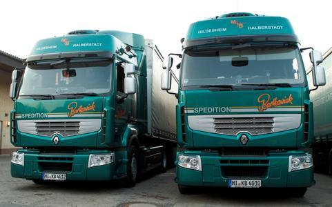 Die Hildesheimer Spedition Bartkowiak testete mit zwei Renault Premium die Vorteile Verbrauchssparenden Fahrens