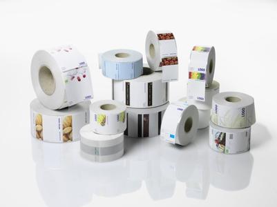 Neu auf der EuroCIS 2013: Neben Labeling Green Consumables vertreibt METTLER TOLEDO ab sofort Eco+ Etiketten und transparente Etiketten