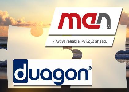 MEN Mikro Elektronik GmbH und die duagon Holding AG
