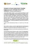 [PDF] Pressemitteilung: TECNARO EU Projekt FUNGUSCHAIN: Pilzabfälle fungieren als neue nachhaltige Ressource für weitere ARBOBLEND® Biokunststoffrezepturen