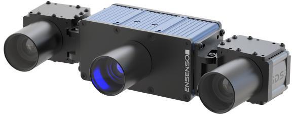 Neue Modelle der Ensenso X 3D-Kamera mit IP65/67 für raue Umgebungsbedingungen / © IDS Imaging Development Systems GmbH