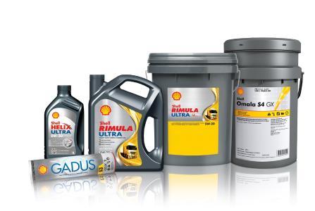 Alle gängigen Schmierstoffe der Marke Shell sind ab sofort auf der Conrad Sourcing Platform erhältlich