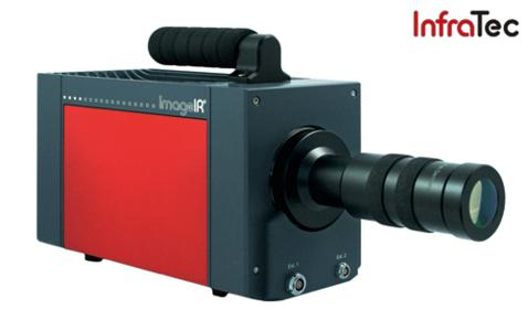 Infrared camera ImageIR® from InfraTec