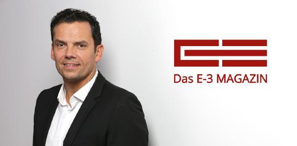 Hendrik van Laaten, Geschäftsführer der Medienwerft, dem Experten für E-Commerce in der FIS-Gruppe. Bild: FIS.