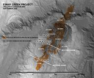 Skeena Intersects 11.03 g/t AuEq over 39.66 metres in 21A Zone Infill Drilling at Eskay Creek