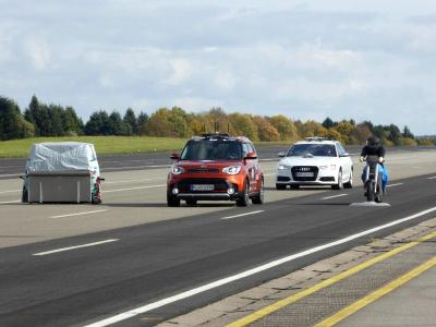 Mit Tempo zur Typzulassung: hochautomatisierte Fahrzeuge