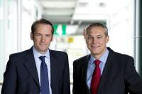 Valentin Kahl und Roman Zantl