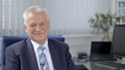 Prof. Dr.-Ing. Jürgen Kletti, geschäftsführender Gesellschafter der MPDV Mikrolab GmbH