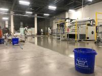 Betriebsunterbrechungen zu vermeiden, hat hohe Priorität – gerade während der Sanierungsmaßnahmen in Fertigungsbetrieben, Montagehallen, Werkstätten und Hochregallagern etc.