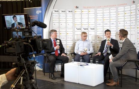 Der Telematik-Talk ist ein regelmäßiges Event-Format der Mediengruppe Telematik-Markt.de. Bild: Telematik-Markt.de