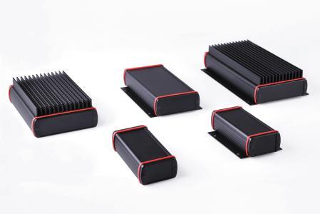BOPLA erweitert sein Produktprogramm an Aluminiumgehäusen und ergänzt die ALUBOS-Serie um neue Varianten