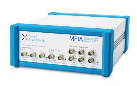 MFIA Impedance Analyzer