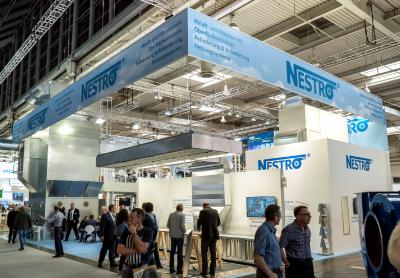 At LIGNA 2019 NESTRO® continues to focus on energy efficiency and noise reduction