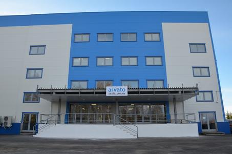 arvato SCM Solutions Yaroslavl new facility