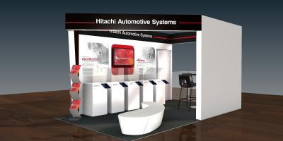 The future is electric: Hitachi Automotive Systems to present e-mobility innovations at the 28th Aachen Colloquium
