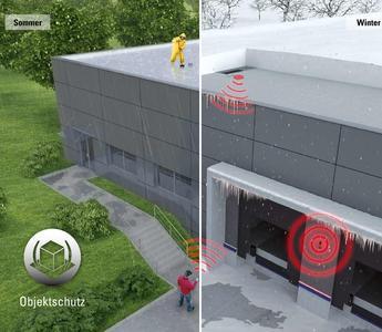 Mit Frühwarnsystem für Flachdächer katastrophale Dacheinstürze verhindern