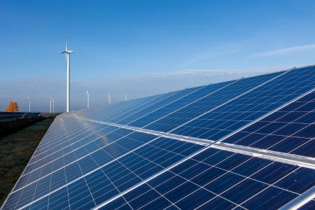 Die WEMAG vermarktet auch Energie aus Photovoltaik- und Windkraftanlagen, bei denen die EEG-Förderung ausgelaufen ist / Foto: WEMAG/Stephan Rudolph-Kramer
