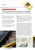 [PDF] Pressemitteilung: Changing the recycling of plastic