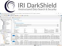 Mit IRI DarkShield können Sie Daten in mehreren semi- und unstrukturierten Dateiformaten gleichzeitig klassifizieren, finden und löschen oder anderweitig maskieren (ebenso wie Gesichter und NoSQL DBs), indem Sie gemeinsame Datendefinitionen und benutzerdefinierte Kombinationen von Such- und Maskierungsfunktionen verwenden. Dabei können Sie auch Auftragsergebnisse (und die zugehörigen Dateimetadaten) in Ihrer DarkShield- oder SIEM-Umgebung extrahieren, gemeinsam nutzen und anzeigen.