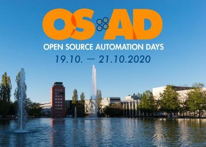 Der OSAD 2020 findet auf dem ehemaligen Flughafengelände in München-Riem statt.