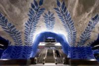 Stockholm Metro thyssenkrupp Elevator