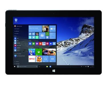 bluechip TRAVELline T10-E2 mit Windows 10 Home