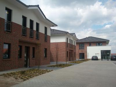 Gut eingebunden in die ländliche Umgebung - Ein- und Verkauf der everIT GmbH