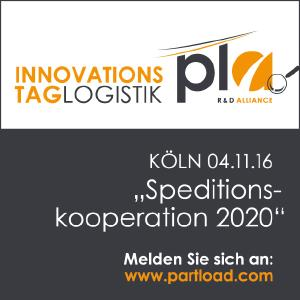 PLA Innovationstag Logistik