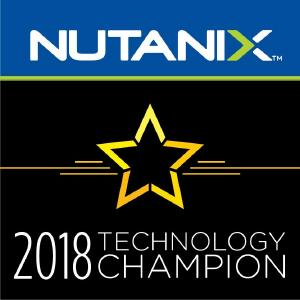Nutanix Technology Champions