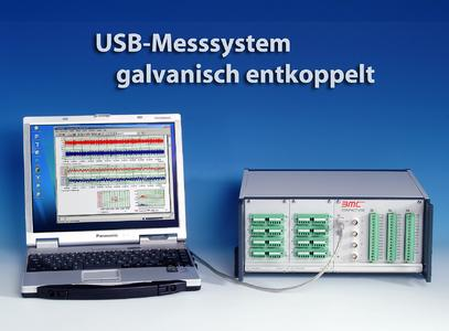High-Speed USB Messsystem