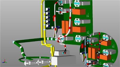 In Eplan Harness proD lassen sich einfach und transparent unterschiedliche Konfigurationen, sprich Varianten, in einem Kabelbaumprojekt verwalten.
